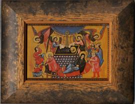 Geboorte van Christus - Syrisch