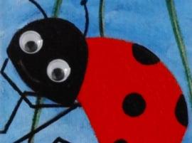 Lachend Lieveheersbeestjes: 10x10