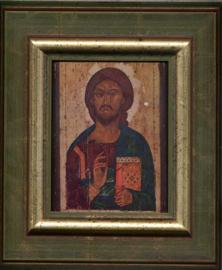 Christus Pantokrator - Russische school Nougorod 14e eeuw