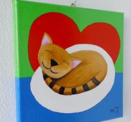 Boze katten & lieve poezen