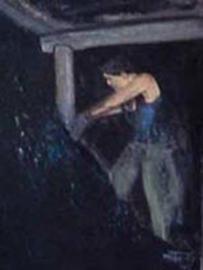 Mijnwerker   ( de kolenhouwer )