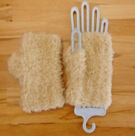 Hand -polswarmer  teddy