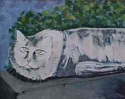 2002 - LAZY CAT
