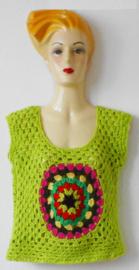 Groene trui