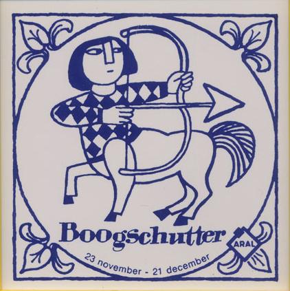 Boogschutter: 23 nov. - 21 dec.