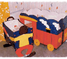 1987- Kinderbed