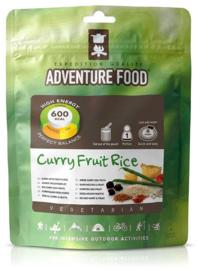 Curry Fruit Rice ( Vegetarisch )