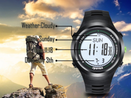 Leader II  Outdoor Horloge