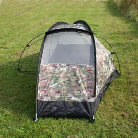 Recom 1 Persoons Tent Multi Camo Mil-Tec