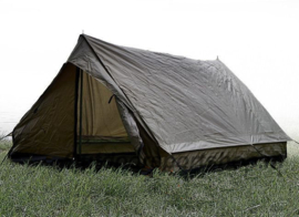 Mil-Tec Mini Pack Super Olive 2 pers. Tent