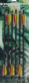 Aluminium Kruisboog Pijlen 16 inch