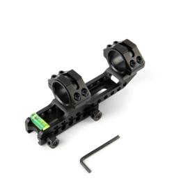 Hunter Picatinny 20 mm 25.4mm/30mm Mount