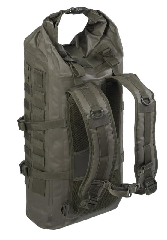 Backpack Seals Dry-Bag Olive 35 liter