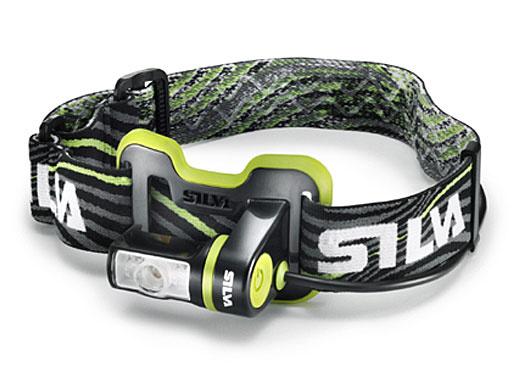 Hoofdlamp Silva Trail Runner Plus
