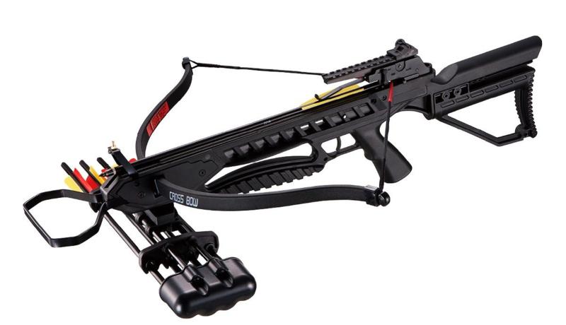 Man Kung MK-XB21-BK-KIT Rip Claw