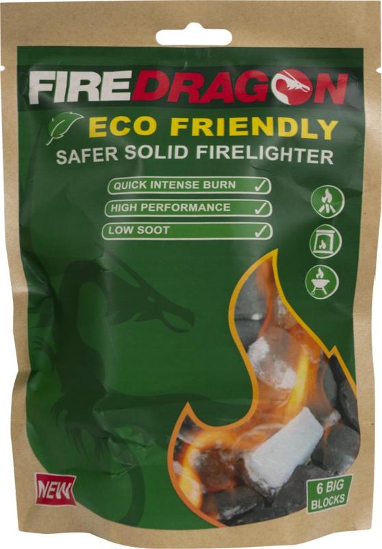 Dragon clean fuel solid
