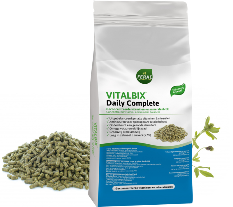 Vitalbix Daily Complete 14,0 KG