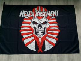 Hell's Basement 'Skull' Vlag (LIMITED)