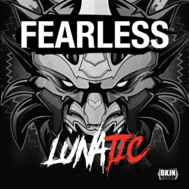 Lunatic CD Album ' Fearless'