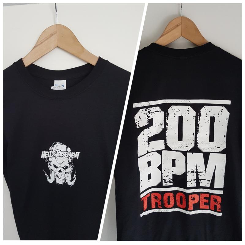200 BPM Trooper Shirt
