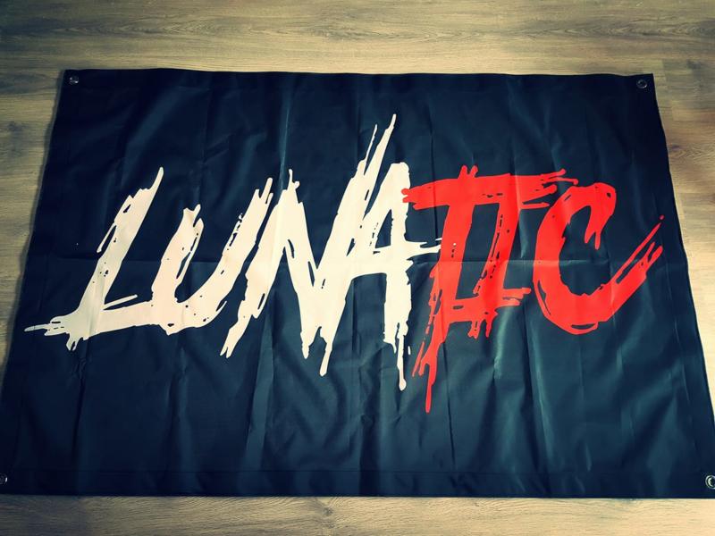 Lunatic Vlag