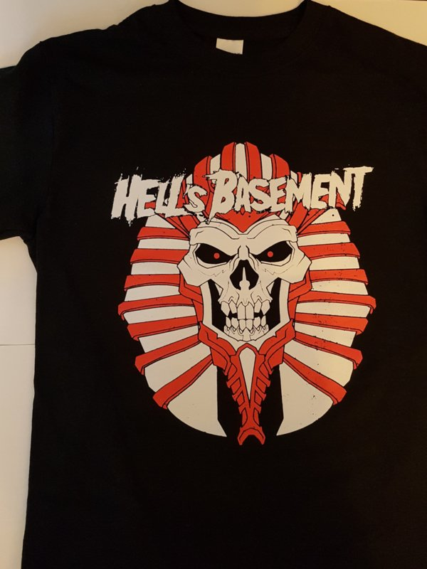 Hell's Basement 10 Years Anniversary 'LIMITED' Shirt