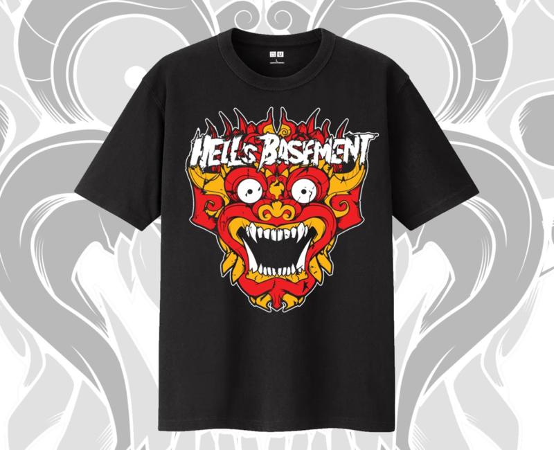 Hells XL Shirt 2021 (Nu icl  gratis Waaier)