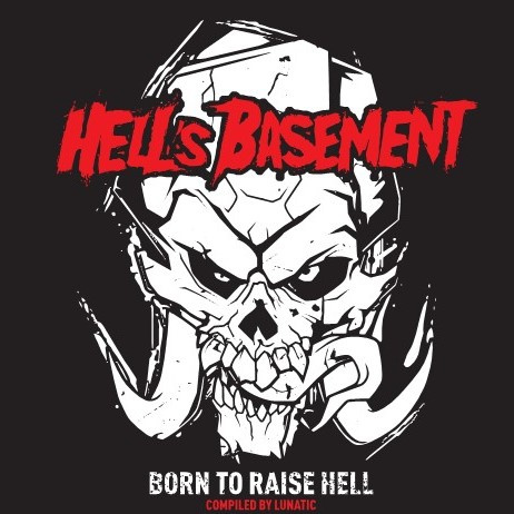 Hell's Basement ' Born to Raise Hell CD