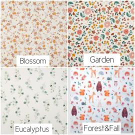 Laken katoen diverse prints
