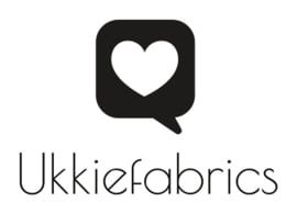 Stoffen UkkieFabrics per 0,50m