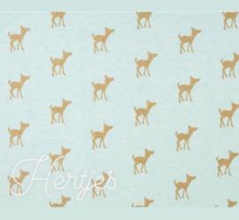 Hertjes Bambi goud Jogging