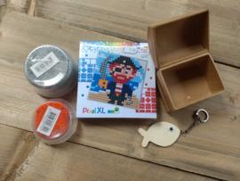 Piraat pakket 2 (pixel -foam clay)