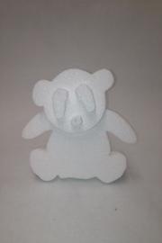 Panda van Styrophor