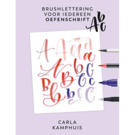 Brushlettering voor iedereen - oefenschrift ABC (4)