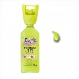 DI40908- 3D verf glanzend licht groen (vert Anis)