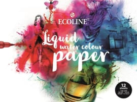 Watercolourpaper Ecoline
