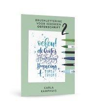 Brushlettering voor iedereen - oefenschrift 2