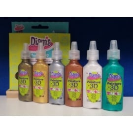 mini kits (6x 20 ml)