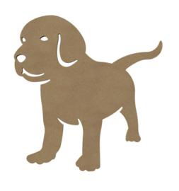 Hond MDF 26 cm