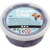 Foam Clay, paars, 35gr