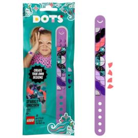 Lego Dots Schitterende Eenhoorn Armband