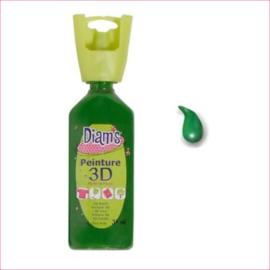 DI40909- 3D verf glanzend donker groen (vert Sapin)