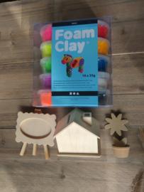 Foam Clay gezinspakket 2