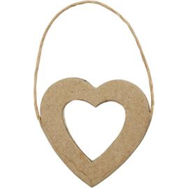 harten lijstje (7,5 cm)