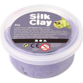 Silk Clay,paars ,  40gr