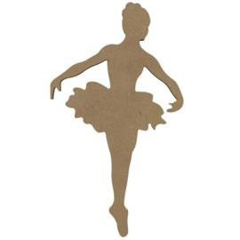 Ballerina MDF 26 cm
