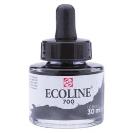 Ecoline potje zwart