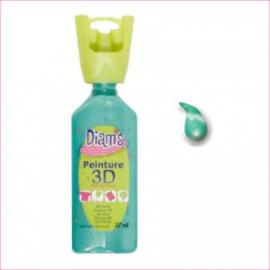 DI40924- 3D verf parelmoer groen (vert feuille)