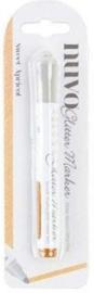 Nuvo Glitter marker SWEET APRICOT
