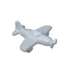 Vliegtuig styropor 16 x15 cm